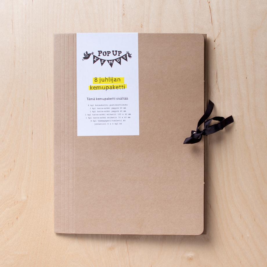 kemupaketti-pakkaus