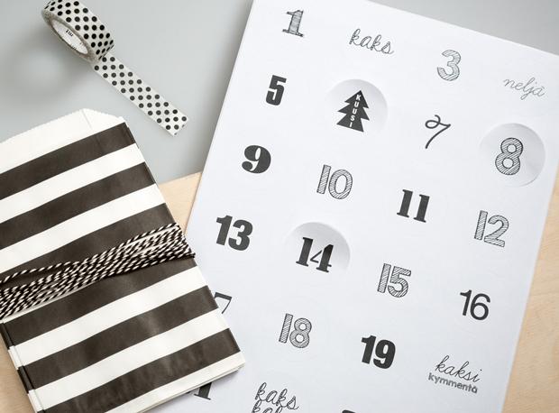 popupkemut-diy-joulukalenteri-mustavalkoinen